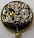 【送料無料】腕時計 ウォッチマスターレディウォッチムーブメントlecoultre meister lady watch movement 17 jewels for parts