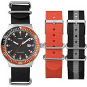 【送料無料】腕時計 ウォッチオリジナルキットorologio uomo timex originals ug0108 kit 2 cinturini di ricambio