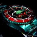 【送料無料】腕時計 ウォッチグランドダイバースチールウォッチinvicta star wars boba fett grand diver automatic 47mm green steel watch