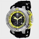 【送料無料】腕時計 ウォッチクロノグラフスイスneues angebotmen invicta subaqua noma v yellow 50mm swiss movement chronograph watch