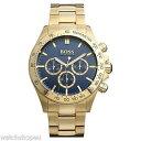 手錶 - 【送料無料】腕時計 ウォッチヒューゴボスメンズゴールドクロノグラフウォッチ hugo boss hb 1513340 mens gold chronograph watch 2 year warranty