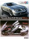 【送料無料】模型車 モデルカー スポーツカーメルセデスベンツマクラーレンエディションタミヤモデルキットmercedes benz slr mclaren 722 edition tamiya 24317 124 model kit