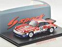 【送料無料】模型車 モデルカー スポーツカーポルシェスパーク#ルマン 143 spark s5094 porsche 934, 24 hrs lemans 1980, 94