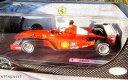 【送料無料】模型車 モデルカー スポーツカーホットホイールレーシングミハエルシューマッハーコレクションフェラーリレーシングカーhot wheels racing f2001 michael schumacher collection ferrari racing car