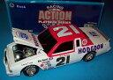 【送料無料】模型車 モデルカー スポーツカーニールボンネット#ウッドブラザーズフォードビンテージneil bonnett 1982 hodgdon 21 wood brothers ford 124 vintage nascar bwb