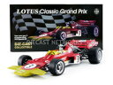 【送料無料】模型車 モデルカー スポーツカーロータスグランプリスペインquartzolotus 118 72cgp spain 1970 18273