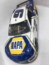 【送料無料】模型車 モデルカー スポーツカーサインスケールチェイスエリオットナパautographed nascar 124 scale chase elliott napa standard 2018