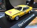 【送料無料】模型車 モデルカー スポーツカーオペルコモドールクーペモンテカルロラリーopel commodore b gse gse coupe monte carlo rally 1973 rhrl rare schuco 143