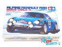 【送料無料】模型車 モデルカー スポーツカータミヤモデルカーアルパインルノーtamiya 24278 model car alpine renault a110 124