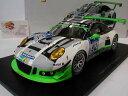 【送料無料】模型車 モデルカー スポーツカースパークシングルポルシェグアテマラニュルブルクリンクspark 18sg015 porsche 911 991 gt3 r 912 24h nrburgring 2016 118