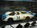 玩具, 爱好, 游戏 - 【送料無料】模型車 モデルカー スポーツカーポルシェロングテールルマン#porsche 908 long tail le mans 1968 34 buzzetta scooter ebbro 143