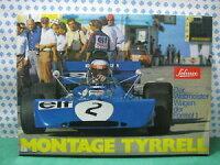 【送料無料】模型車 モデルカー スポーツカーティレルミントschuco 225 196 tyrrell assemblyformula 1mint