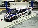 模型車 モデルカー スポーツカーマクラーレングアテマラツアー#スパークmclaren mp412c ffsa gt tour car 2013 beltoise 8 limited spark resin 143