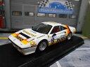 【送料無料】模型車 モデルカー スポーツカーフェラーリラリーサイズデイ#ベストferrari 308 gtb rally size 4 dei laghi 16 1984 maina candnica best 143