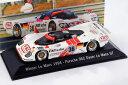 【送料無料】模型車 モデルカー スポーツカーポルシェ#ルマンヘイウッドバルディtime porsche 962 36 winner 24h lemans 1994 dalmashaywoodbaldi 143
