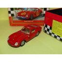 【送料無料】模型車 モデルカー スポーツカーフェラーリメタルボックスferrari 250 gto 1963 solido metal box 143