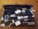 【送料無料】模型車 モデルカー スポーツカーミナルディコスワース143 minardi 2004 showcar cosworth zslolt baumgartner