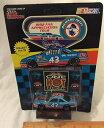 【送料無料】模型車 モデルカー スポーツカーファンツアー#リチャードペティ1992 diecast nascar fan appreciation tour 43 richard petty