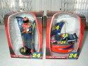 【送料無料】模型車 モデルカー スポーツカージェフゴードンボックスオンnascartrevco jeff gordon 24; 2pc ornaments in orig box