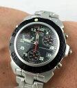【送料無料】セクターエキスパンダーアルミクロノアラームsector 150 alutek expander ref3253918125a alluminio orologio watch chron..