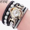 б┌┴ў╬┴╠╡╬┴б█е╓еье╣еье├е╚strass bracciale orologio donna orologio al quarzo