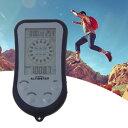 【送料無料】デジタルミニポータブルコンパスipx 4 waterproof lcd digital mini portable compass altimeter barometer