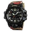 ������̵���ۥǥ����륯�����ĥ��ݡ��ĥ����å��ߥ�guadrante grande orologio digitale al quarzo elettronico, orologio sportivo mil