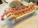 ショッピング薔薇 【送料無料】ブレスレット アクセサリ— ピンクヒスイテニスブレスレットローズスターリングシルバーchinese pink jade tennis bracelet set in rose gold over sterling silver 75