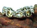 【送料無料】ブレスレット アクセサリ— シトリンスターリングシルバーブレスレットcitrine sterling silver 925 gemstone bracelet