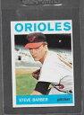 【送料無料】スポーツ メモリアル カード #スティーブ1964 topps baseball 450 steve barber exmt *0450a