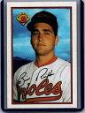 【送料無料】スポーツ メモリアル カード #ビリーリプケンボルチモアオリオールズ1989 bowman 12 billy ripken baltimore orioles