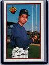 【送料無料】スポーツ メモリアル カード #アルニューヨークヤンキース1989 bowman 170 al leiter york yank...