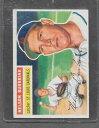 【送料無料】スポーツ メモリアル カード #ネルソン1956 topps baseball 27 nelson burbrink ex *7...