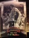 【送料無料】スポーツ メモリアル カード プレスパスビルウォルトンシルバー#200607 press pass legends s61 bi...