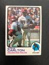 【送料無料】スポーツ メモリアル カード ベースボールカード#スティーブカールトンフィラデルフィアフィリーズ1973 topps baseb...
