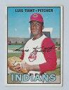 【送料無料】スポーツ メモリアル カード #カード1967 topps 377 luis tiant nice card