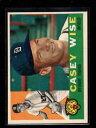 【送料無料】スポーツ メモリアル カード #ケイシートラ1960 topps 342 casey wise tigers nm lh5398