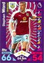 【送料無料】スポーツ メモリアル カード マッチカードスティーブンウォードバーンリー20162017 topps match attax card 042 stephen ward burnley