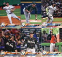 б┌┴ў╬┴╠╡╬┴б█е╣е▌б╝е─ббесетеъевеыббелб╝е╔ббе▐едеве▀е▐б╝еъеєе║е┴б╝ерелб╝е╔е╖еъб╝е║2018 topps miami marlins team set of 13 baseball cards series 1