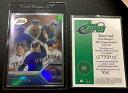 【送料無料】スポーツ メモリアル カード #レンジャーズチームカード2005 etopps 28 rangers team baseball card 705 inhand free shipping