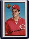 【送料無料】スポーツ メモリアル カード #ジョンフランコシンシナティレッズ1989 bowman 301 john franco cincinnati reds