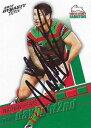 【送料無料】スポーツ メモリアル カード シドニーーカードネイザンsigned 2012 south sydney rabbitohs nrl card nathan peats