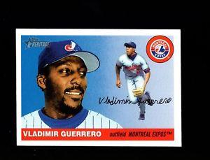 【送料無料】スポーツ メモリアル カード #ウラジミールゲレーロ2004 topps heritage 449 vladimir guerrero sp ht 10217