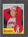 【送料無料】スポーツ メモリアル カード #ジム1963 topps baseball 116 jim brosnan exmt *0116...