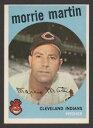 【送料無料】スポーツ メモリアル カード #マーティン1959 topps baseball 38 morrie martin inv j4...