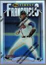 【送料無料】スポーツ メモリアル カード グレッグマダックスシルバー#アトランタブレーブスgreg maddux 1996 topps finest silver 235 uncommon atlanta braves gd926