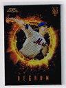 数码内容 - 【送料無料】スポーツ メモリアル カード メタリックジェイコブニューヨークメッツ2015 topps fire metallic jacob degrom d 49 gorgeous ny mets