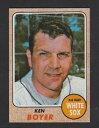 【送料無料】スポーツ メモリアル カード #ケンボ1968 topps baseball 259 ken boyer ex inv 1406