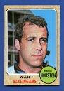 【送料無料】スポーツ メモリアル カード #ヒューストンアストロズ1968 topps 507 wade blasingame housto...