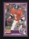 【送料無料】スポーツ メモリアル カード ジョンスコアドルjohn elway 1999 score 10th anniversary 14...